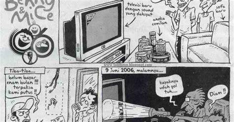 Cytotec Gambar Komik Lucu Benny Mice