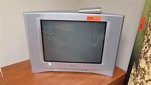 Sony Trinitron Tv W  Remote