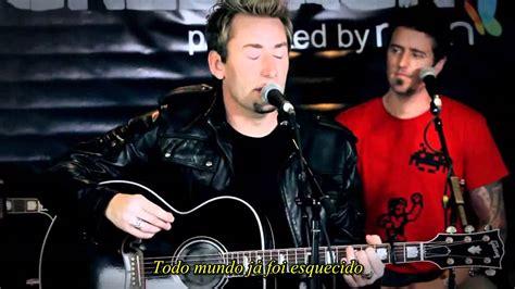 Nickelback Lullaby (acoustic) Hd Legendado Youtube