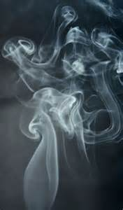 Spirit as a Picture in Smoke