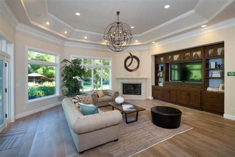 Cost To Add Tray Ceiling by How Much Does A Family Room Cost