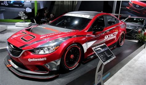 Modifikasi Mazda 6 by Top Modifikasi Mobil Sedan Mazda Sobat Modifikasi