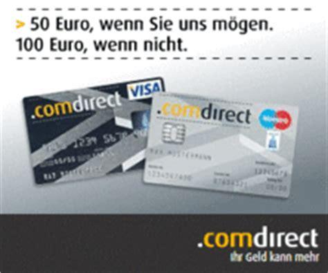 Comdirect Ec Karte Ausland