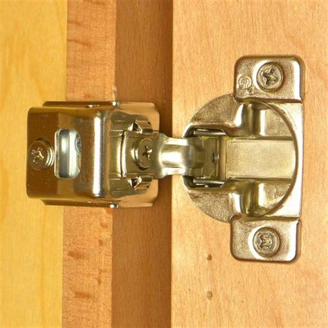 grass kitchen cabinet hinges grass tec 864 1 3 8 quot side mount 45mm on hinge 03088 3911