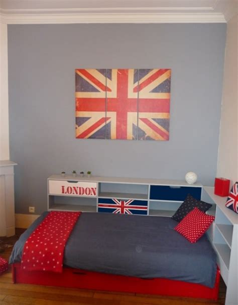 decoration anglaise pour chambre murs eleonore déco