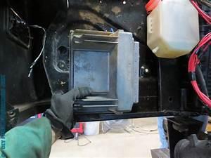 5 3 Ls Engine Swap Into Ol U2019 Blue 1971 Chevy Truck Part 7
