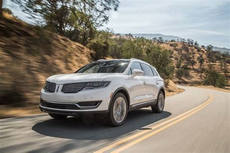 lincoln 2017 crossover lincoln 2018 lincoln mkx an intuitive approach to