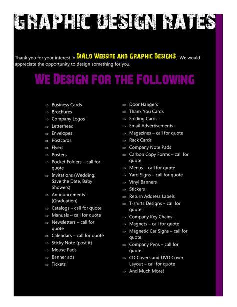 web design pricing graphic design pricing xcombear photos textures