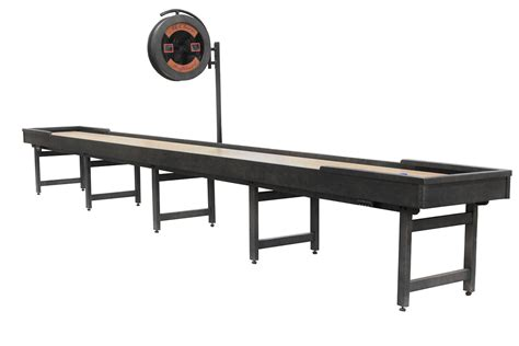used 22 foot shuffleboard table for sale 22 foot michigander shuffleboard table mcclure tables