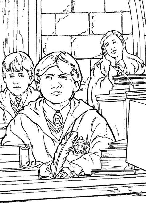 Kleurplaten Enzoknol by Ausmalbilder Ausmalbilder Harry Potter Und Die Kammer