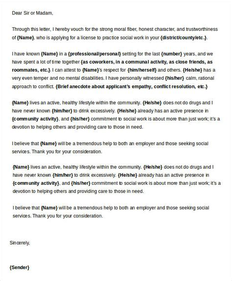 reference letter    word  documents