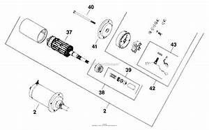 Wiring Diagram Bolens 1455