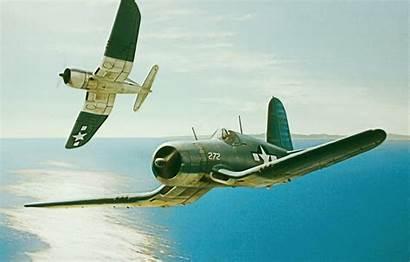 Corsair F4u Vought Pacific Ww2 Aviation War