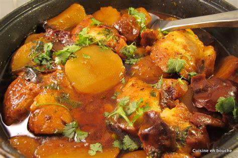 recette de cuisine cuisse de poulet filets de poisson en sauce et pommes de terre le de