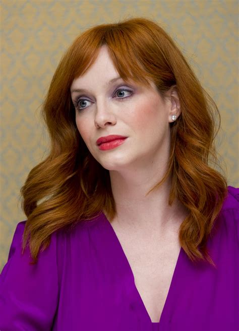 christina hendricks  mad men press conference  beverly