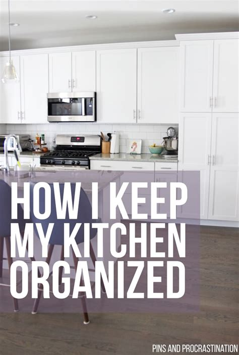 how to keep kitchen organized kitchen organization cabinets countertops and drawers 7269