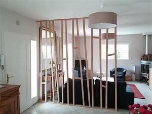 Panneau Separation : latest panneau bois decoratif interieur castorama avec ~ Carolinahurricanesstore.com Idées de Décoration