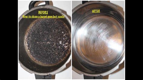 clean  burnt potpancookware easily malayalam video  pachakalokam youtube