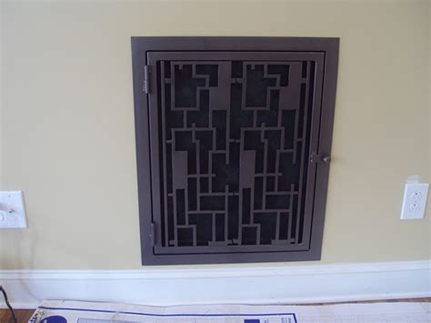 Decorative Cold Air Return Grilles by Photo Collection Fancy Vents
