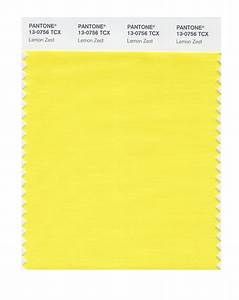 BUY Pantone Smart Swatch 13-0756 Lemon Zest