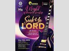 A Night of Praise & Worship Seek Ye the Lord 905 ShineFM