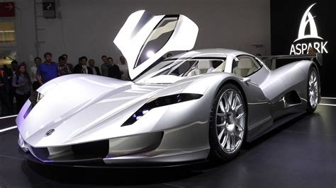 Future Cars A Report From The Frankfurt Motor Show