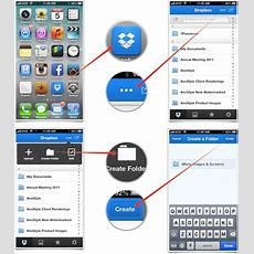 How To Create A New Folder In Dropbox For Ios Imore