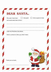 dear santa letter templates by bird39s party christmas With dear santa template kindergarten letter