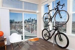 Support Rangement Velo : les meilleures solutions de rangement de v lo pour une maison un appartement ou son garage ~ Melissatoandfro.com Idées de Décoration