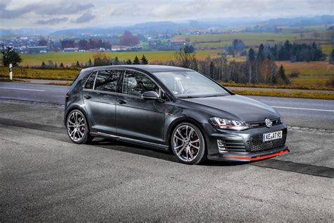 golf 7 tuning abt pumps new blood into the vw golf vii family carscoops