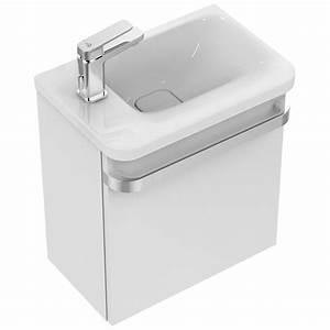 Ideal Standard Tonic : ideal standard tonic ii waschtisch unterschrank 45 cm f r handwaschbecken ablage links r4318wg ~ Orissabook.com Haus und Dekorationen