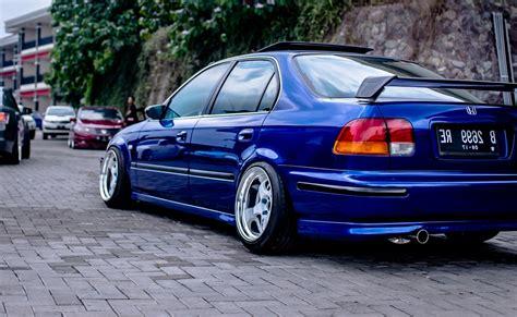 Modifikasi Mobil Honda 53 foto modifikasi mobil honda grand civic ragam modifikasi