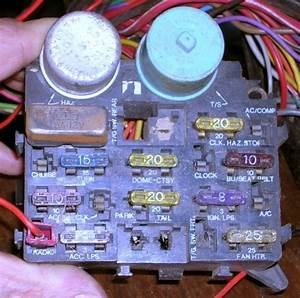 1990 Jeep Wrangler Fuse Box Diagram