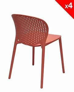 Interesting chaise de cuisine jardin design moderne en for Deco cuisine avec chaise blanche moderne
