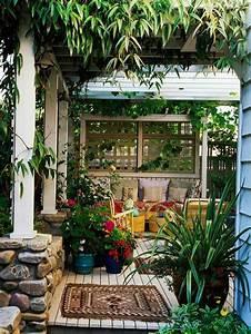 Garten Hügel Bepflanzen : sch ner garten und toller balkon gestalten ideen und ~ Lizthompson.info Haus und Dekorationen