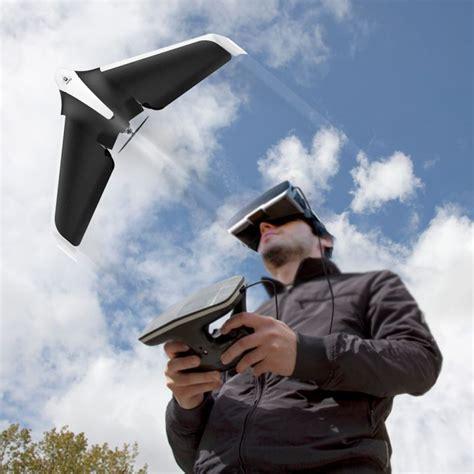 pilote drone  voilure fixe aile volante flyingmanta