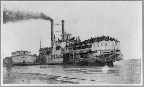 Boat Loans Missouri by Steamboats On The White River And The Osage River