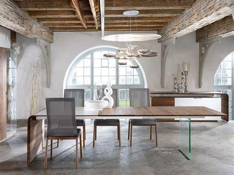 table de bureau design table de repas ou bureau design avec joue en verre de