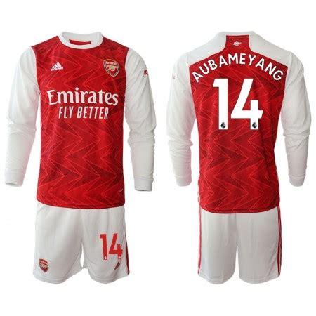 Billiga Fotbollströjor Arsenal Pierre-Emerick Aubameyang ...