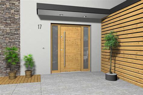 Haustueren Aus Kunststoff Aluminium Oder Holz Materialien Im Vergleich by Haust 252 Ren Burgertore
