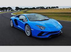 Lamborghini Aventador S review, track test