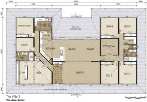 Country Open Floor House Plans