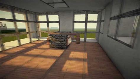 minecraft modern house  interior revamped hd youtube