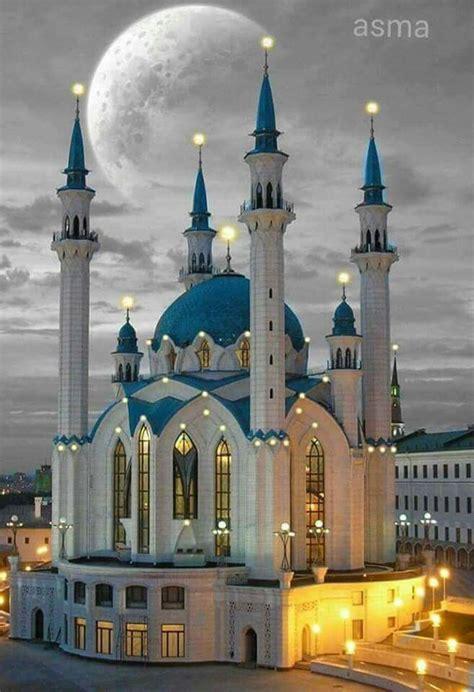 mosque russia mosques islam religion arquitetura salvo uploaded user