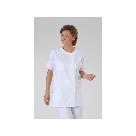 chaussure crocs cuisine blouse infirmiere blanche parement label