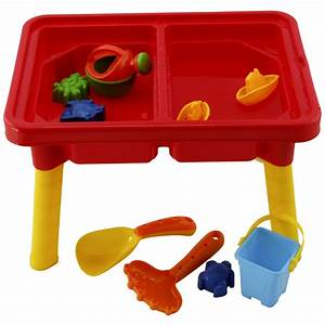 Sand Wasser Spieltisch : 2in1 wasser und sand spieltisch set mit zubeh r ~ Whattoseeinmadrid.com Haus und Dekorationen