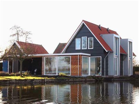 houten huis huissen fotogalerij houten huis scanabouw houtskeletbouw