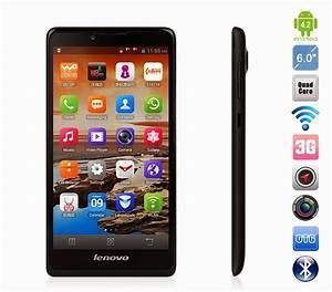 Handphone Terbaik  Lenovo A880