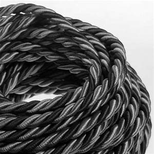 Xl Rope Electrical Wire 18  3 Awg Wire Inside  Bright