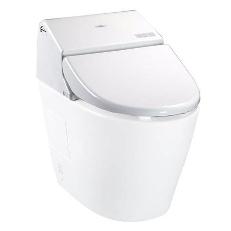 Toilet With Bidet Feature by Toto G500 Electric Bidet Seat For Elongated Toilet In